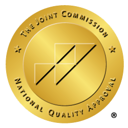 The Join Commission Gold Seal of Approval
